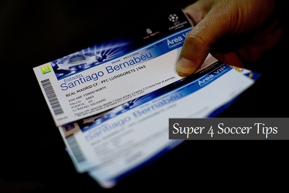 Super 4 Soccer Sinlge tips Archive